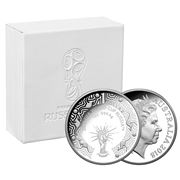 RA Mint - FIFA World Cup 2018 Silver $1 Coin Pack