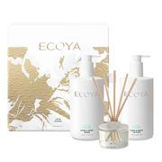 Ecoya - Lotus Flower Bathroom Gift Set 3pce