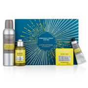 L'Occitane - Energizing Cedrat For Men Gift Set