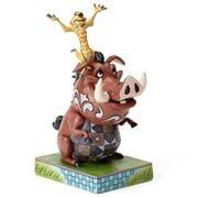 Disney - Timon and Pumba Carefree Cohorts Figurine