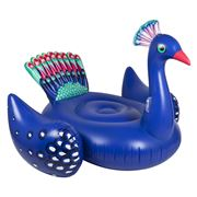 SunnyLife - Luxe Ride-On Inflatable Peacock