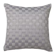 Private Collection - Genevieve Square Cushion Silver