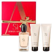 Giorgio Armani - Si Eau de Parfum 100ml Gift Set 3pce