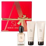 Giorgio Armani - Si Eau de Parfum 50ml Gift Set 3pce