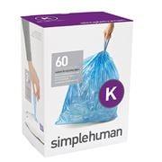 Simplehuman - Code K Custom Fit Liners 3 x 20pack