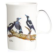 Ashdene - Birds Of Australia Magpie Can Mug