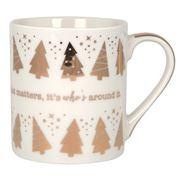 Ashdene - My Metallics Festive Tree Mug
