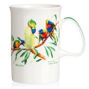 Ashdene - Birds Of Australia Rainbow Lorikeet Can Mug