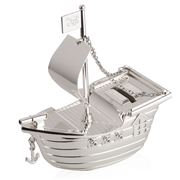 Roman - Caroline Collection Pirate Ship Bank