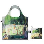 LOQI - Museum Collection A Sunday On The Island Reusable Bag