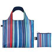 LOQI - Nautical Collection Stripes Reusable Bag