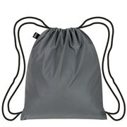 LOQI - Reflective Collection Silver Backpack