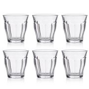 Duralex - Picardie Tumbler Clear 90ml Set 6pce