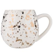 Robert Gordon - Hug Me Luxe Gold Splatter Mug 425ml