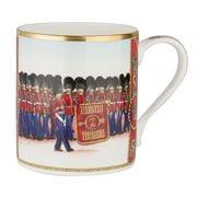 Halcyon Days - Trooping The Colour Mug