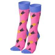 Gibson - Sock Society Pineapple Socks Light Pink