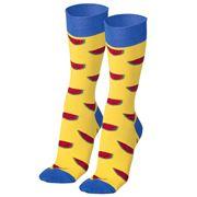 Gibson - Sock Society Watermelon Socks Yellow