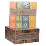 Uncle Goose - Classic ABC Blocks