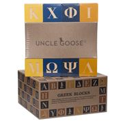Uncle Goose - Greek Blocks