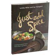 Book - Just Add Spice