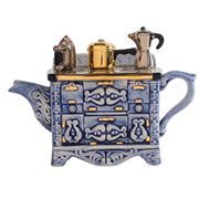 The Teapottery - French Stove Teapot