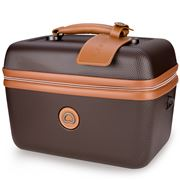 Delsey - Chatelet Hard + Chocolate Beauty Case