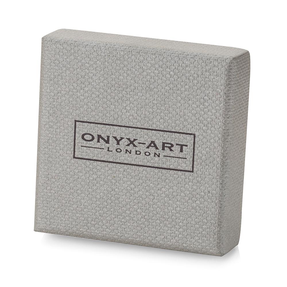 NEW Onyx-Art Cricket Rhodium Money Clip