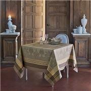 Garnier-Thiebaut - Fontainebleau T/Cloth Tilleul 174x364cm