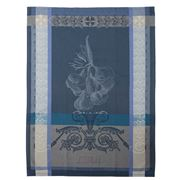 Garnier-Thiebaut - Ail Tea Towel Ardoise 56x77cm