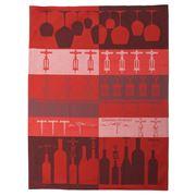 Garnier-Thiebaut - Sommelier Bordeaux Tea Towel 56x77cm