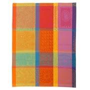 Garnier-Thiebaut - Mille Wax Tor Tea Towel Creole 56x77cm