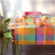 Garnier-Thiebaut - Mille Wax Tablecloth Creole 175x250cm