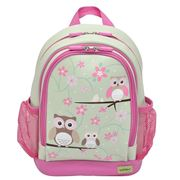 Bobble Art - Small Backpack Owl