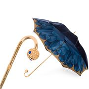 Pasotti - Umbrella Double Cloth Dahlia Navy