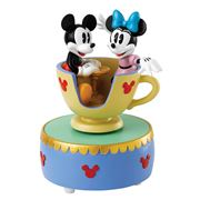 Disney - Come To The Fair Mickey & Minnie Mouse Figurine