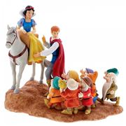 Disney - A Joyful Farewell Snow White Figurine