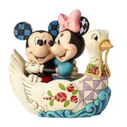 Disney - Mickey & Minnie In Swan