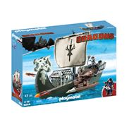 Playmobil - How to Train Your Dragon Drago's Ship