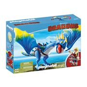 Playmobil - How to Train Your Dragon Astrid and Stormfly