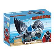 Playmobil - How to Train Your Dragon Drago and Thunderclaw