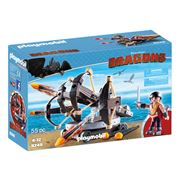 Playmobil - How to Train Your Dragon Eret with Fire Ballista