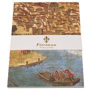 Fiorenza - A4 Pad Deckled White