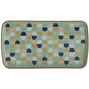 Denby - Heritage Pavilion Accent Small Rectangular Platter