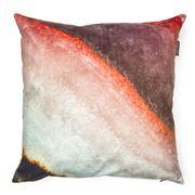 Snurk - Mineral Print Cushion Pink