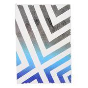 Christian Lacroix - Sol Y Sobra A5 Notebook Sunrise Blue