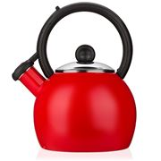 Copco - Red Vienna Enamel Tea Kettle 1.41L