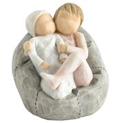 Willow Tree - My New Baby Blush Figurine