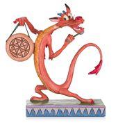 Disney - Mushu Personality Pose Figurine
