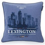 Lexington - Skyline Sham Blue 50x50cm