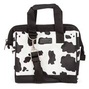 Sachi - Insulated Lunch Bag Small Cow Print